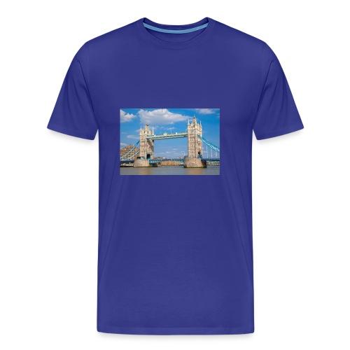 Tower Bridge - Maglietta Premium da uomo