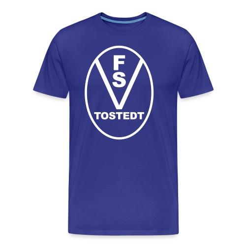 FSV Tostedt Logo - Männer Premium T-Shirt