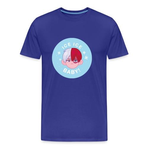Shoto Todoroki merch - Premium-T-shirt herr