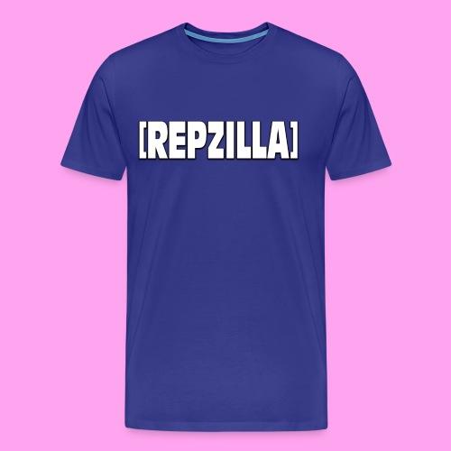Repzilla Logo - Men's Premium T-Shirt