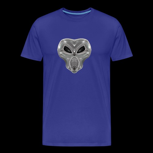 LOGO Alien - T-shirt Premium Homme