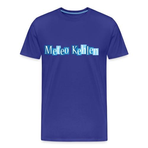 mk logo 3 - Männer Premium T-Shirt