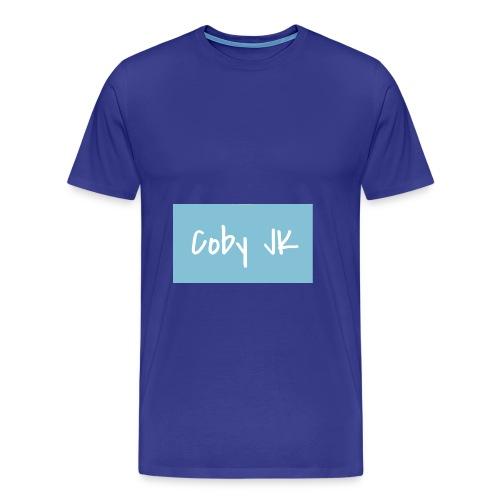 Coby JK - Men's Premium T-Shirt