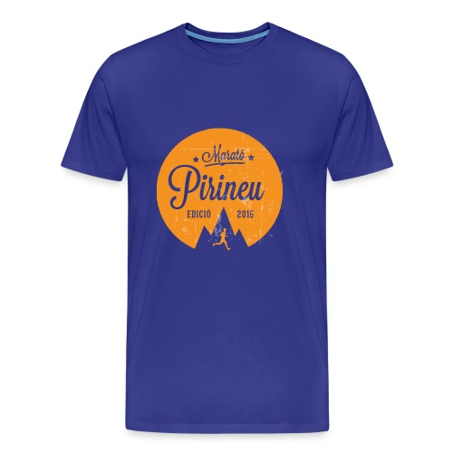 MP16 T shirt - Camiseta premium hombre
