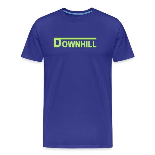 DHDLX VNS Logo Grün - Männer Premium T-Shirt