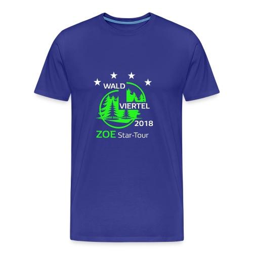 ZOE Treffen Waldviertel 2018 - Männer Premium T-Shirt