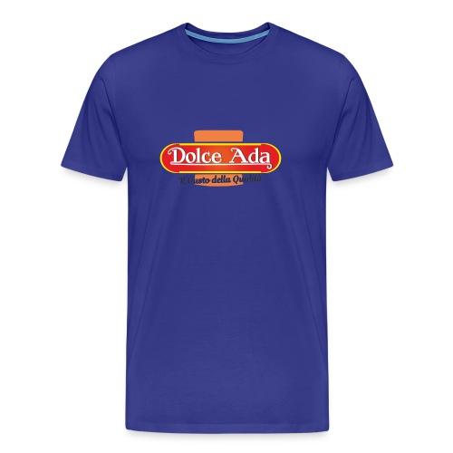 DolceAda il gusto della qualità - Maglietta Premium da uomo