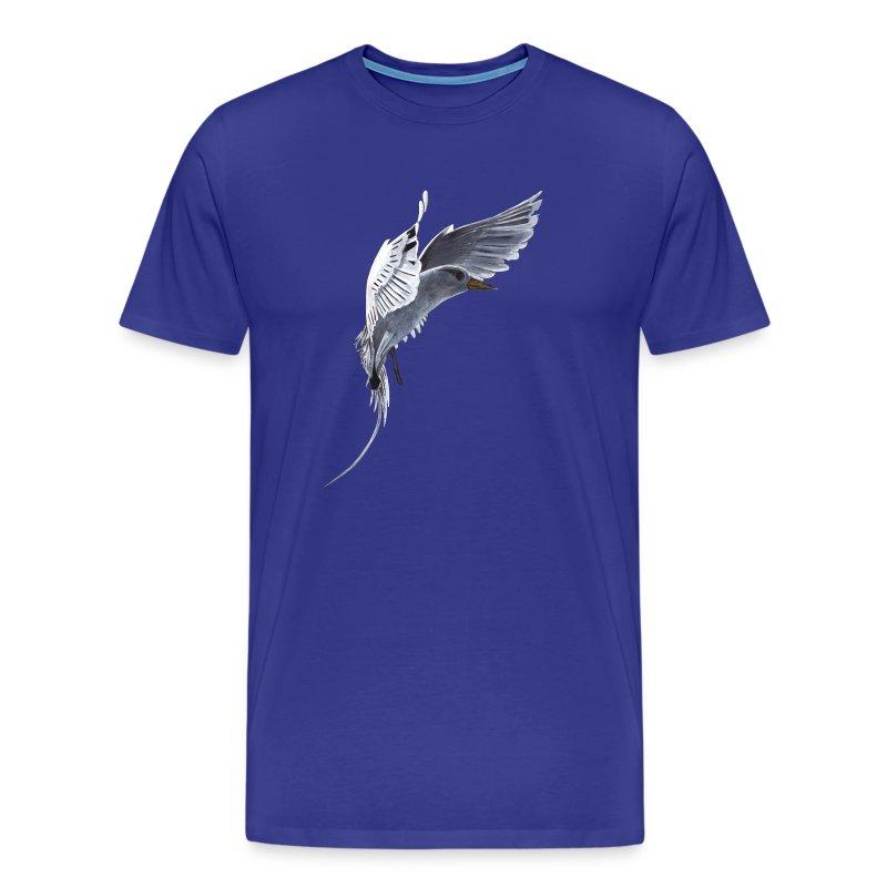 Weißschwanz Tropenvogel - Männer Premium T-Shirt