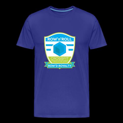 CrossFit Friedrichshafen Rowing Competition Design - Männer Premium T-Shirt