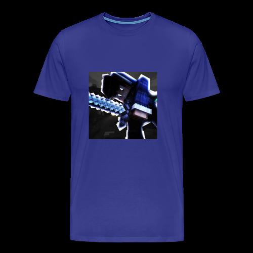 Bamso DK MOUSEPAD - Herre premium T-shirt