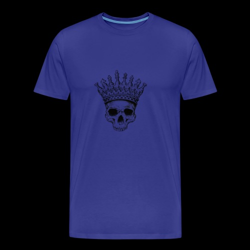 Heavy lies the Crown - Männer Premium T-Shirt