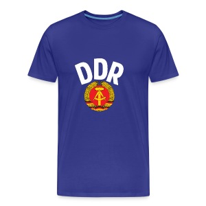 DDR - German Democratic Republic - Est Germany - Men's Premium T-Shirt