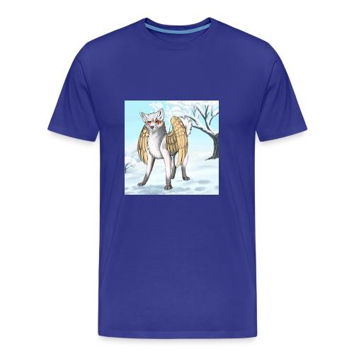 Macht der wölfe - Männer Premium T-Shirt