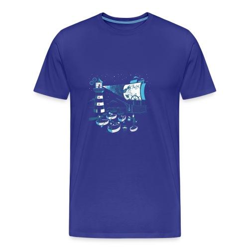 Sea Nema - Männer Premium T-Shirt