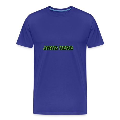 JMHD HERE - Men's Premium T-Shirt