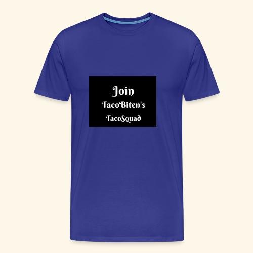 TacoBiten's squad - Premium-T-shirt herr