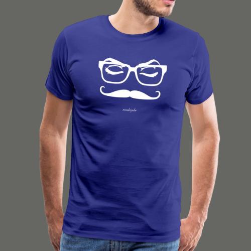 Mousteyeche Longo -bianco- - Maglietta Premium da uomo