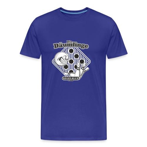 T Shirt Daeumlinge 02 - Männer Premium T-Shirt