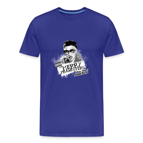 THE_MERRY_PRANKSTERS_STANDARD_scuro - Men's Premium T-Shirt