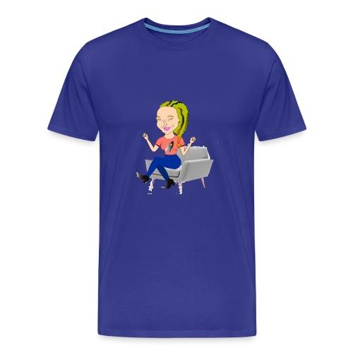 Muñequita alegre - Camiseta premium hombre