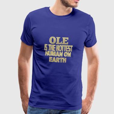 viejo - Camiseta premium hombre