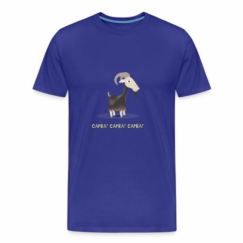 CAPRA! CAPRA! CAPRA! - Maglietta Premium da uomo