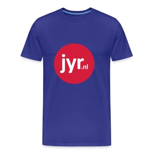 jyrnl logo - Mannen Premium T-shirt