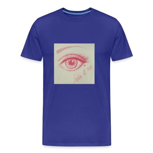 Regard Rouge - T-shirt Premium Homme