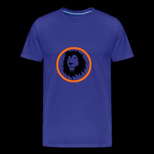 Absogames Black lion - Men's Premium T-Shirt