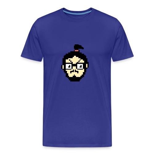 Ixobaf Chibi - Maglietta Premium da uomo