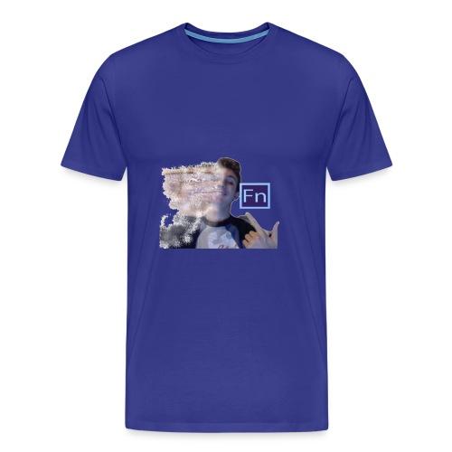 Maglietta falsonome -scomposizione 1 - Maglietta Premium da uomo