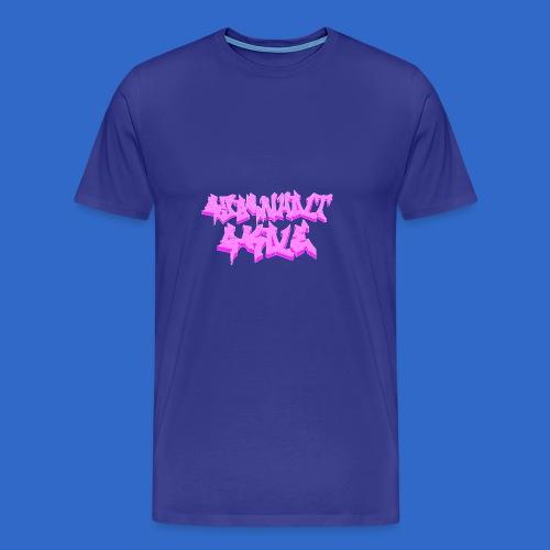 Bjørnholt MindGem x Sucre Hoodie - Premium T-skjorte for menn