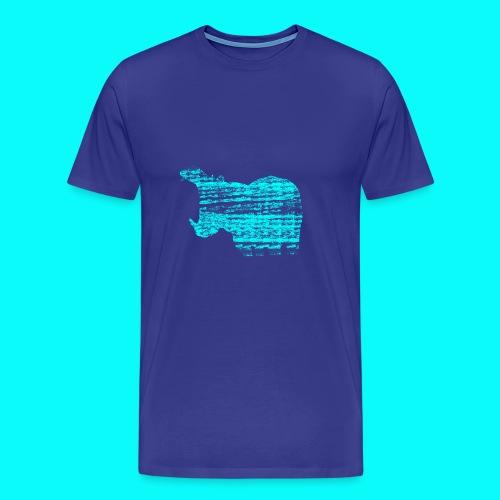 STAFF PICKS - HIPPOPOTAMUS - Premium-T-shirt herr
