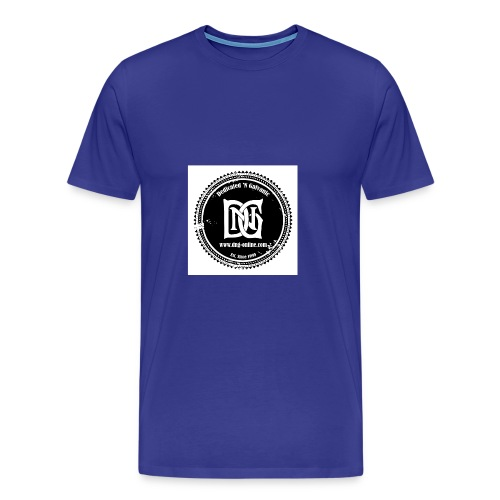 DNG SEAL BLACK - Men's Premium T-Shirt