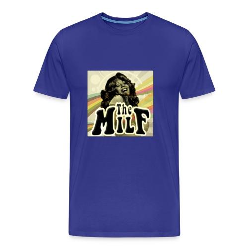 The Milf Classic Logo - Maglietta Premium da uomo