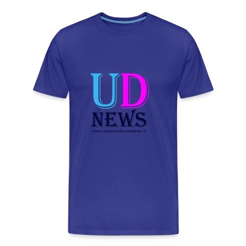 La maglietta di Uomini e Donne News - Maglietta Premium da uomo