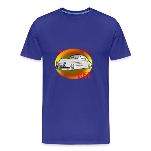 RIDEBOSS - Mannen Premium T-shirt