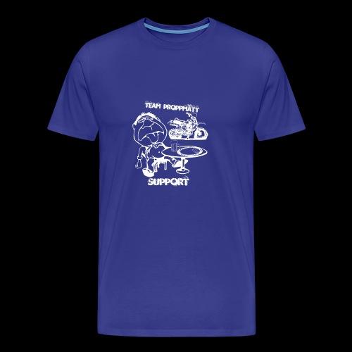 Support - Premium-T-shirt herr
