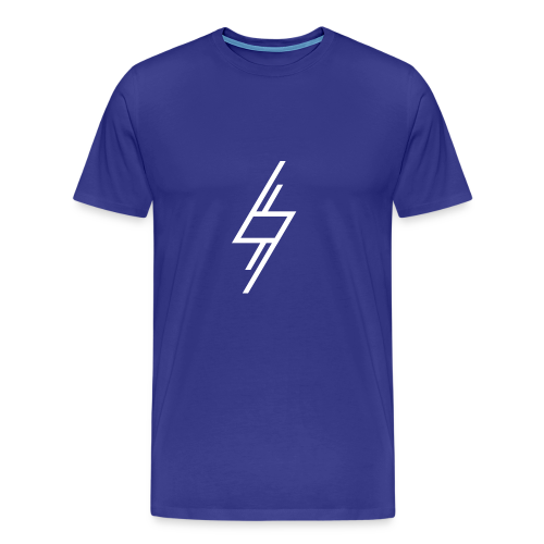 Sort T-Shirt - Herre premium T-shirt