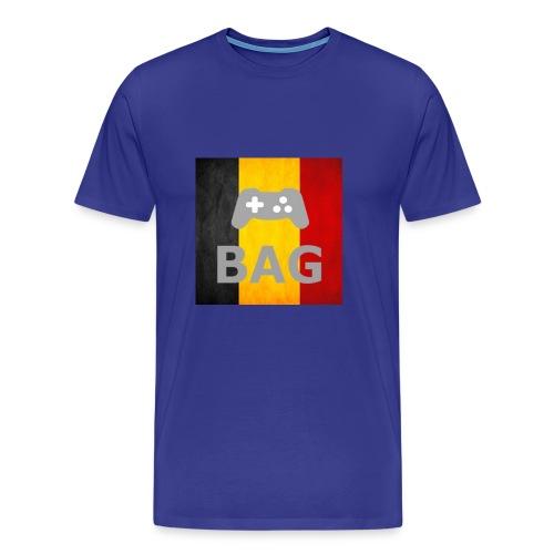 BelgiumAlpha Games - Men's Premium T-Shirt