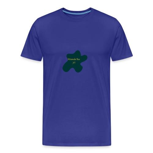 Miranda Bos_YT Merchandise - Mannen Premium T-shirt