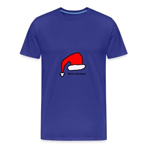Merry christmas! - Miesten premium t-paita
