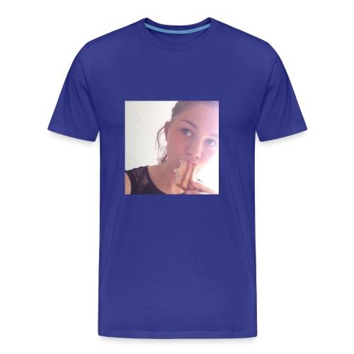 Det' toastBeks - Herre premium T-shirt