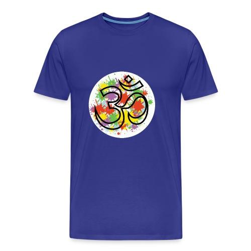 om - T-shirt Premium Homme