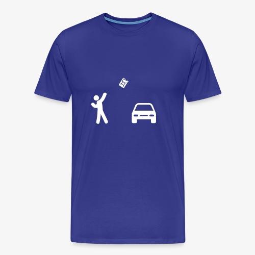 JeroenBasic - Mannen Premium T-shirt
