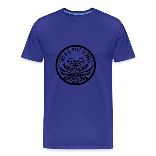 Button Pack - Mannen Premium T-shirt