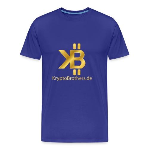 KryptoBrothers - Männer Premium T-Shirt