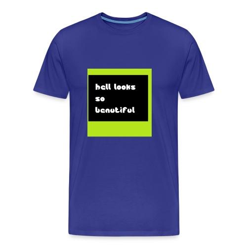 Hell Low - Männer Premium T-Shirt