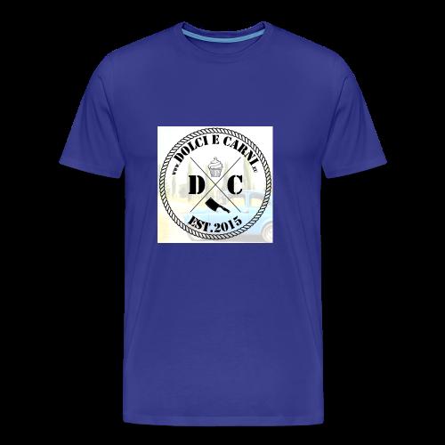 DeC Logo_F500 - Männer Premium T-Shirt
