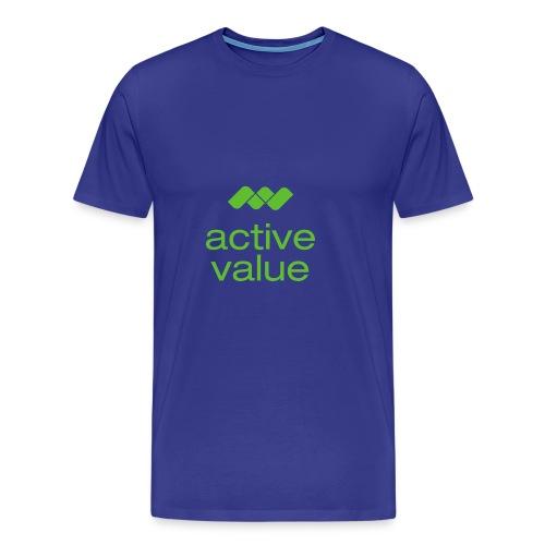 av logo - Männer Premium T-Shirt